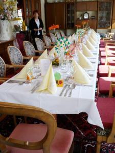 Landhotel Schönblick, Отели  Бад-Херренальб - big - 16