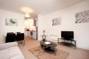 The Coliseum Apartments, Apartmány  Cheltenham - big - 4