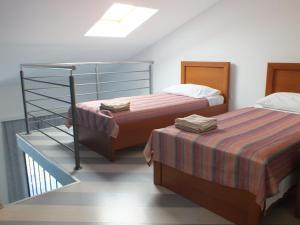 Residence Lavanda, Apartmány  Umag - big - 8