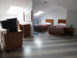 Residence Lavanda, Apartmány  Umag - big - 4