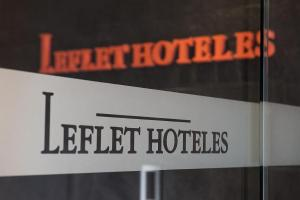 Leflet Valme, Hotels  Dos Hermanas - big - 20