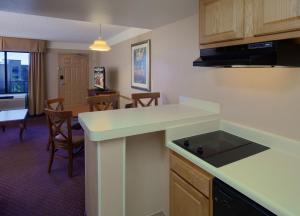 Suite met 1 Slaapkamer en Kingsize Bed - Rookvrij