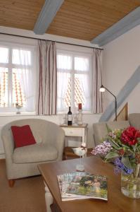 Ferienhof Kähler, Дома для отпуска  Fehmarn - big - 6