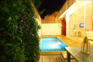 Costa Village Well Pool Villa, Rezorty  Jomtien - big - 11
