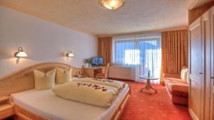 Hotel-Garni Weidacherhof, Hotels  Leutasch - big - 6