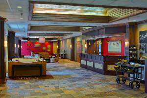 DoubleTree by Hilton Biltmore/Asheville, Hotels  Asheville - big - 7