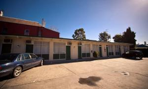 Parkville Motel, Motely  Melbourne - big - 17