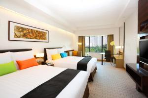 Grand Double Double Room