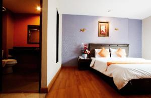 Lanna House, Affittacamere  Chiang Mai - big - 14