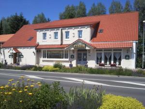 Hotel Mühleneck, Hotely  Hage - big - 27