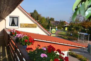 Hotel Mühleneck, Hotely  Hage - big - 23