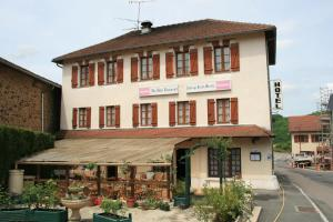 Auberge Saint Martin, Hotels  Saint-Martin-Terressus - big - 14