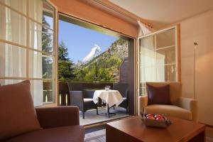 Hotel Mirabeau, Hotely  Zermatt - big - 10