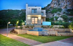Anemon Villas, Vily  Kissamos - big - 14