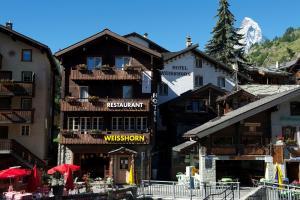 Hotel Weisshorn - Zermatt