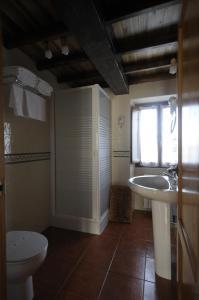 Apartamentos Rurales Romallande, Kúriák  Puerto de Vega - big - 21