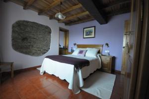 Apartamentos Rurales Romallande, Kúriák  Puerto de Vega - big - 20