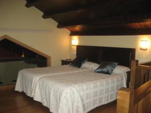 Apartamentos Rurales Romallande, Case di campagna  Puerto de Vega - big - 12