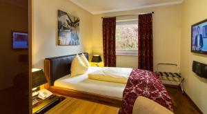 Hotel Bayerischer Hof, Hotely  Kempten - big - 4