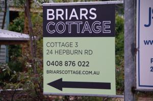 Briars Cottage, Holiday homes  Daylesford - big - 23