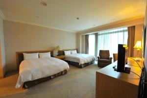 Hooyai Hotel, Hotels  Hsinchu City - big - 2