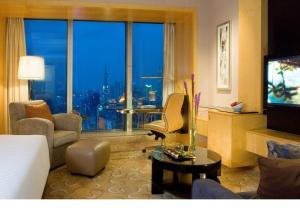 Zimmer mit Blick auf den Bund