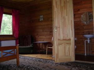 Bērzu Pirts, Дома для отпуска  Яунолайне - big - 3