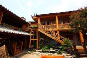 Banshan Huayu Inn, Vendégházak  Licsiang - big - 32