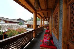 Banshan Huayu Inn, Vendégházak  Licsiang - big - 42