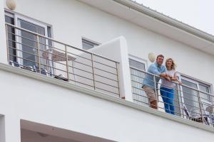 Superior Tweepersoonskamer met Uitzicht op Zee