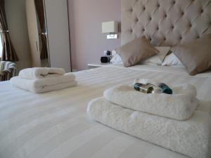Coombe Dale Accommodation, Bed & Breakfast  Lulsgate Bottom - big - 4
