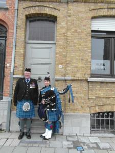 Holiday Home Alice House, Nyaralók  Ypres - big - 18