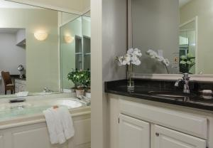 Deluxe Queen Room with Fireplace and Spa Bath