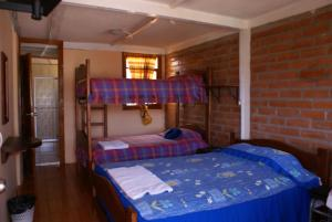 Hostal El Geranio, Hostels  Otavalo - big - 9