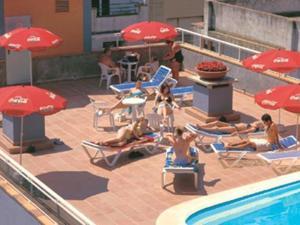 Hotel Athene Neos, Szállodák  Lloret de Mar - big - 9