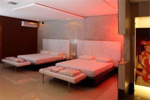 Assahi Motel (Adult Only), Hodinové hotely  Fortaleza - big - 23