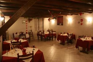 Auberge Saint Martin, Hotels  Saint-Martin-Terressus - big - 17