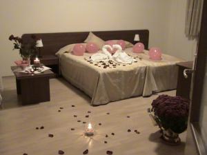 Persey Flora Apartments, Aparthotels  Borovets - big - 74