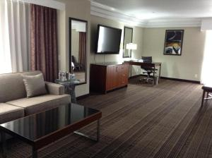 One-Bedroom King Suite with Sofa Bed - Non Smoking