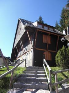 Bilocale Alberti - Casa di Legno - AbcAlberghi.com