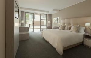 Classic Tweepersoonskamer met Kingsize Bed of 2 Aparte Bedden - Aan de Binnenplaats