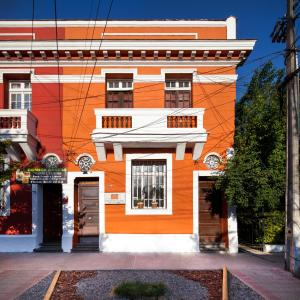Accommodation in Chile