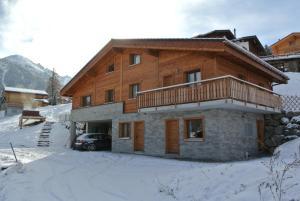 La Tzoum'hostel - Accommodation - La Tzoumaz