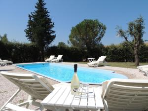 Podere Il Mulino, Bed and Breakfasts  Pieve di Santa Luce - big - 56