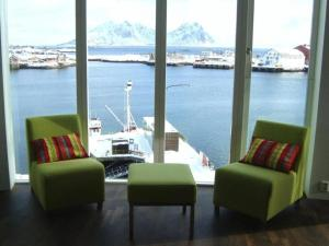 Lofoten Suitehotel, Hotels  Svolvær - big - 7