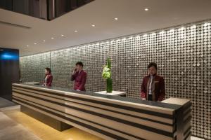 Gateway Hotel, Marco Polo, Hotely  Hongkong - big - 18