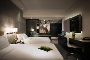 Gateway Hotel, Marco Polo, Hotely  Hongkong - big - 21