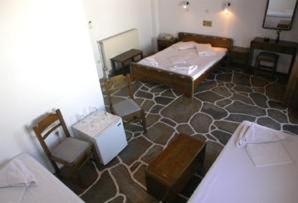 Отель Silver Rocks (Крисси Акти)