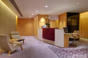 Prince Hotel, Marco Polo, Hotels  Hong Kong - big - 24