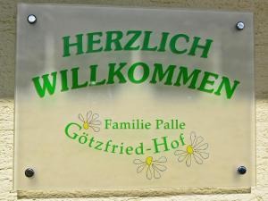 Frühstückspension Götzfried-Hof, Affittacamere  Millstatt - big - 70